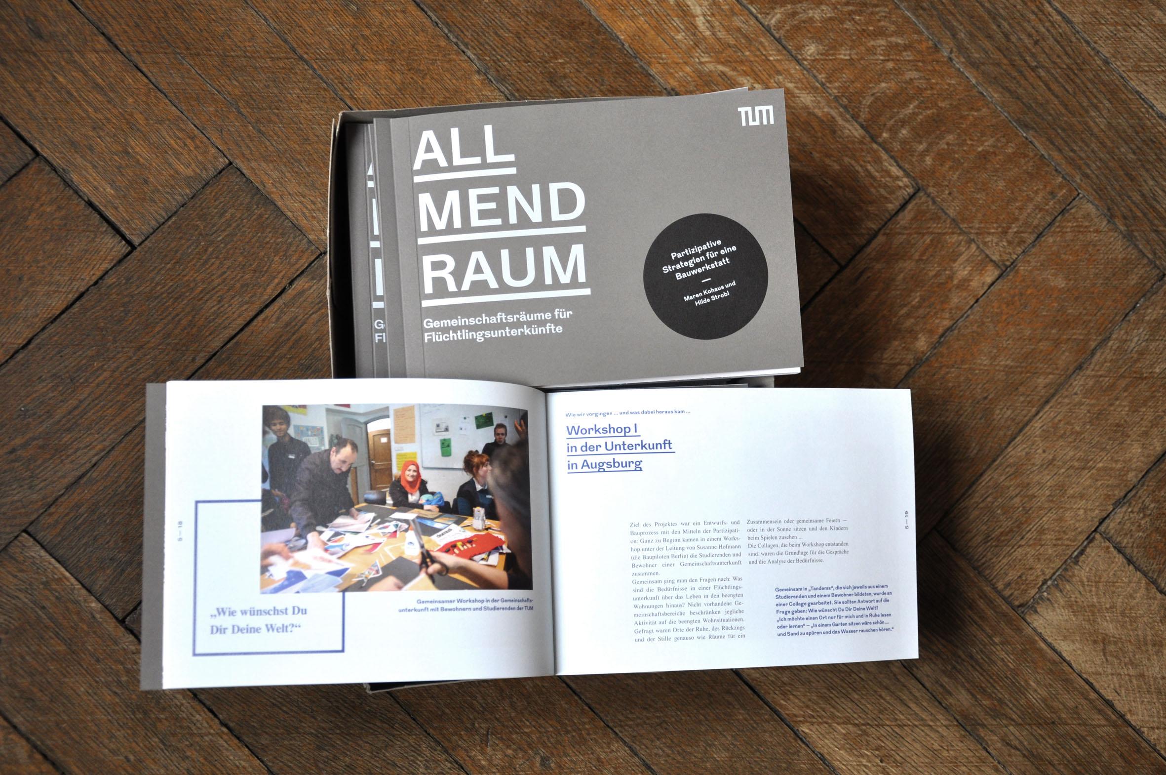 Unsere Broschüre ist nun pünktlich zum Jahresende fertig geworden. Vielen Dank an alle Beteiligten!