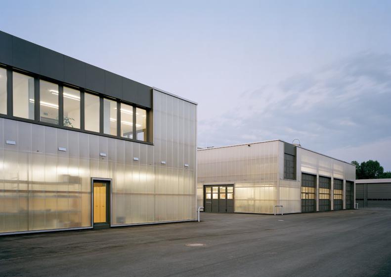 Vordergebäude und Rückgebäude, Foto: Florian Holzherr