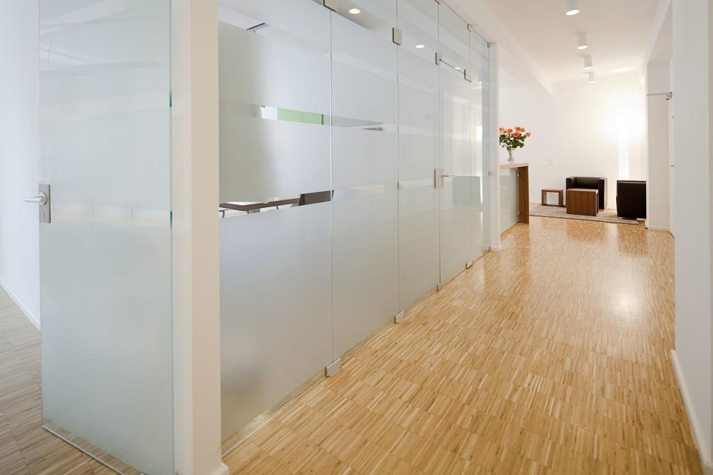 Eingangsbereich, Foto: Martin Bolle